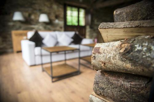 Two-Bedroom Villa Complejo Rural Casona de Labrada 16
