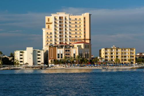. Hampton Inn and Suites Clearwater Beach