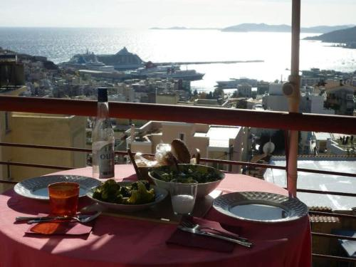 Apartment with Amazing View & parking in Kavala