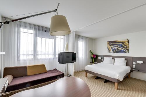 Novotel Suites Paris Montreuil Vincennes photo 33