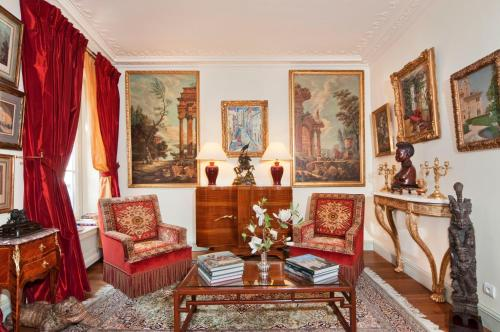 Apartment Penthievre photo 19