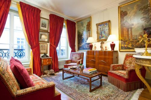 Apartment Penthievre photo 28