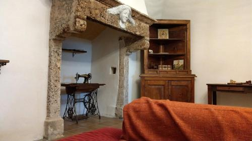 Accommodation in Calascio