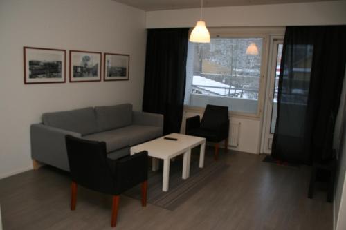 . City Apartments Turku - 1 Bedroom Apartment with private sauna