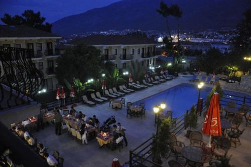 Oludeniz Grove Hotel rooms