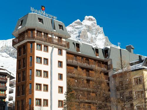 Hotel Marmore - Breuil-Cervinia
