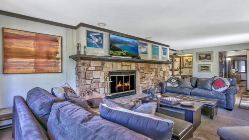 . Warm Squaw Valley 1BR Condo