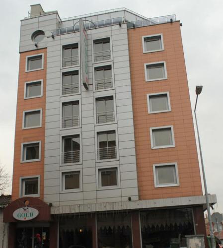 Bursa Gold Heykel Hotel harita