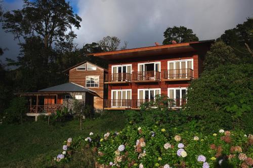 . Hotel Bosque Verde Lodge