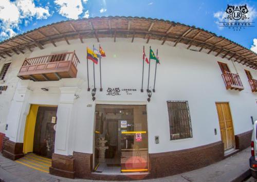 Hotel Hotel Los Reyes