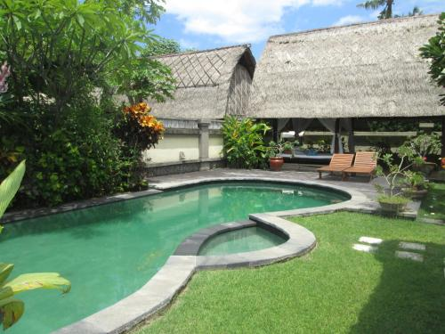 Four-Bedroom Garden View Villa with Private Pool