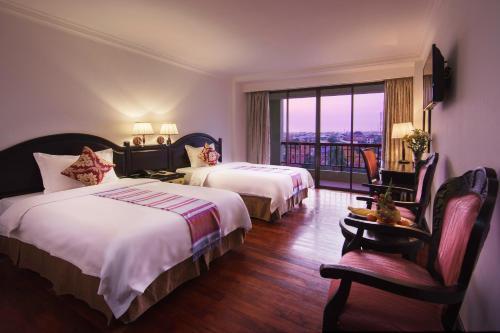 Smiling Hotel zdjęcia pokoju