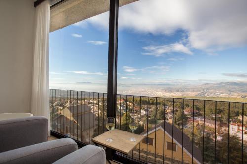 Junior Suite mit Stadtblick El Balcon de las Nieves 3