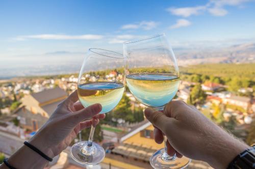 Junior Suite mit Stadtblick El Balcon de las Nieves 4