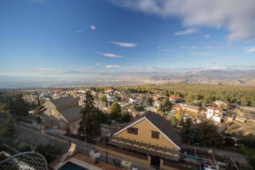 Junior Suite mit Stadtblick El Balcon de las Nieves 21