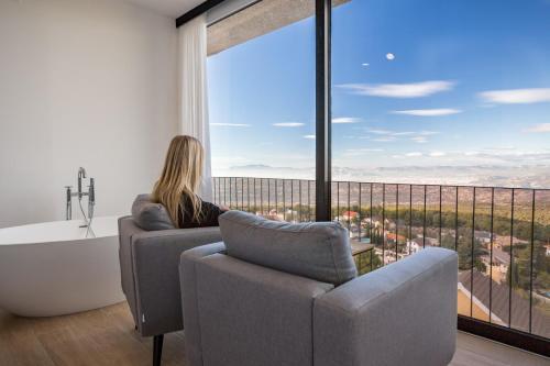 Junior Suite mit Stadtblick El Balcon de las Nieves 5