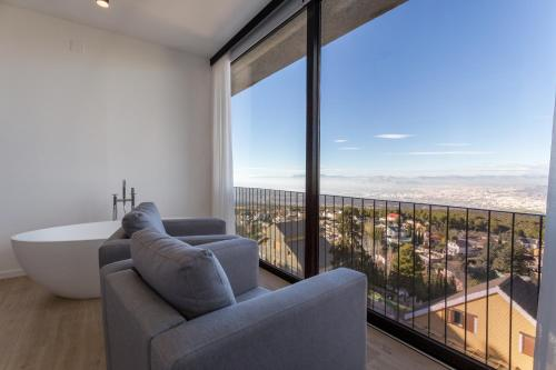 Junior Suite mit Stadtblick El Balcon de las Nieves 7