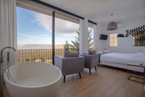 Junior Suite mit Stadtblick El Balcon de las Nieves 9
