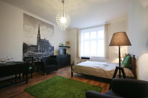 Apartmán Mrakodrap