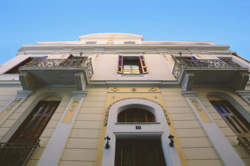 Central Apartments in Psiri, Pension in Athen