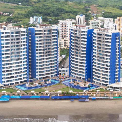 . Tonsupa Diamond Beach Apart - Hotel