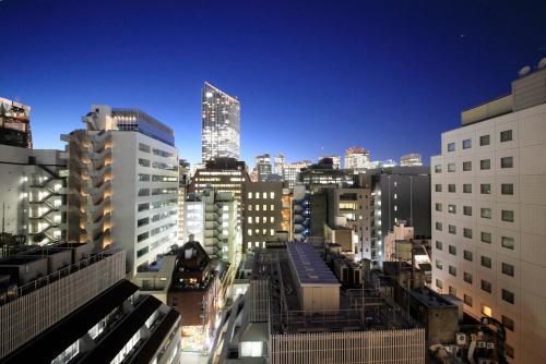 Candeo Hotels Tokyo Shimbashi photo 14