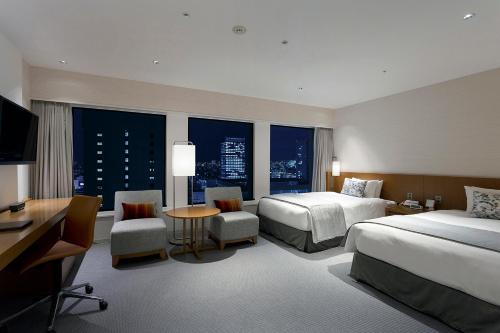 Keio Plaza Hotel Tokyo photo 103