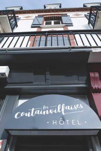 . Hôtel Les Coutainvillaises