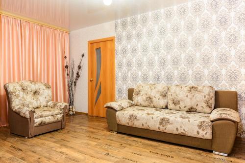 . Apartment TwoPillows on Lenina 36