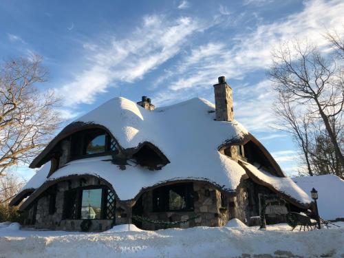 The Mushroom Houses