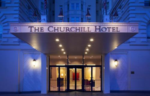 Churchill Hotel Near Embassy Row - Washington, DC DC 20009