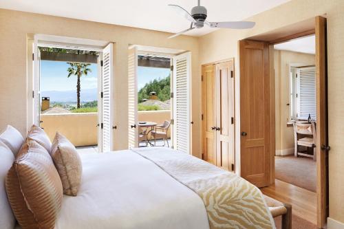 Auberge du Soleil, An Auberge Resort salas fotos