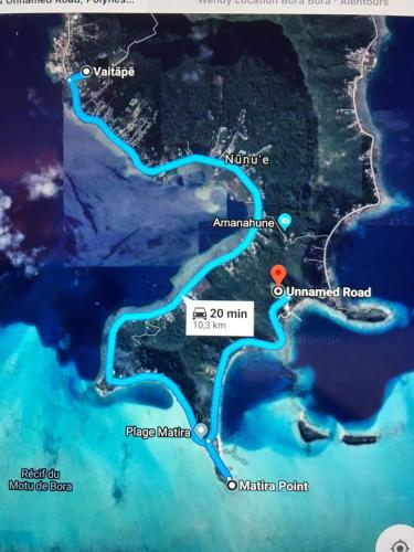 Wendy Location Bora Bora French Polynesia 20 Reviews