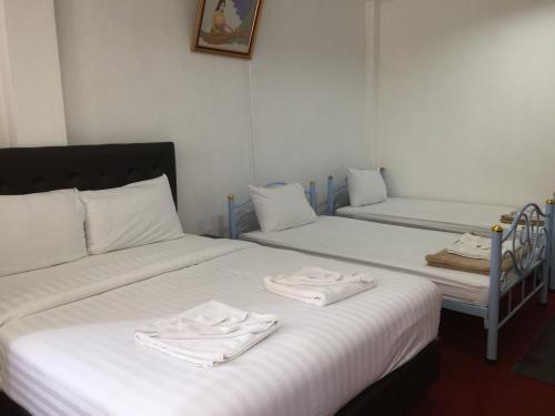 No.1 Guesthouse Silom impression