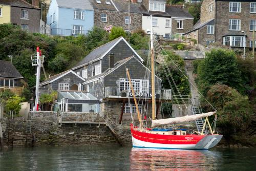 Polmarine, Fowey, Cornwall