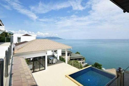 Luxury Villa with 180° panoramic sea view - 3 bedrooms Luxury Villa with 180° panoramic sea view - 3 bedrooms