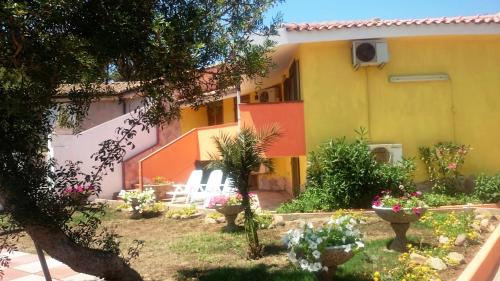 Porto Pino Villa Mimosa img1