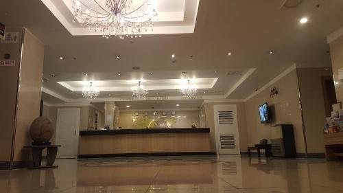 Changwon Olympic Hotel фотографии номера