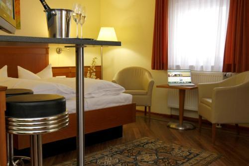 Apartment Hotel Kral Einzelzimmer