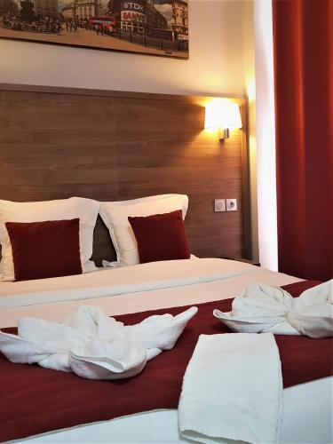Hotel Luxor, Paris West