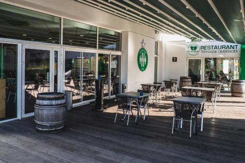 Hotel Bar Restaurant Le Chaudron Vert - Saint-Étienne
