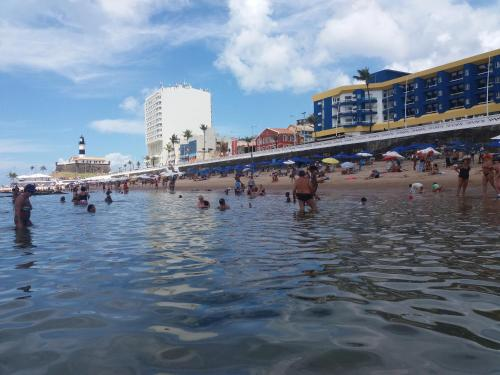 HotelApart-Hotel na Praia do Farol da Barra