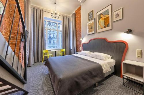 Ekspo-Hotel Двухместный номер с 2 отдельными кроватями