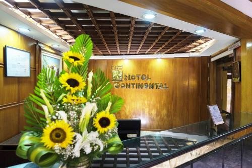 . Hotel Continental (Cajamarca)