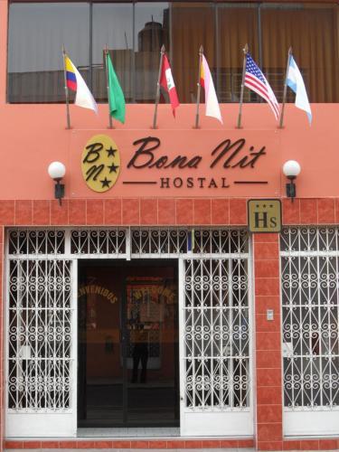 Hotel Hostal Bona Nit