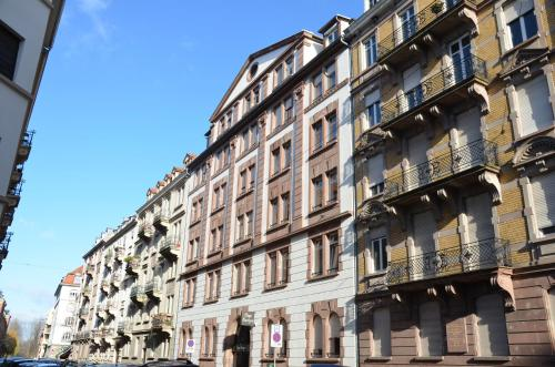 Cap Europe - Hôtel - Strasbourg