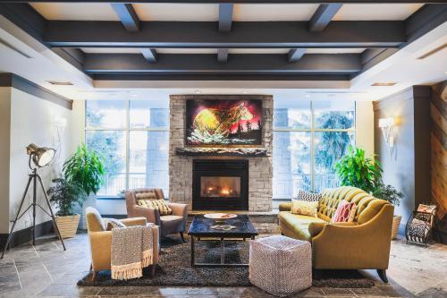 obrázek - Summit Lodge Boutique Hotel Whistler