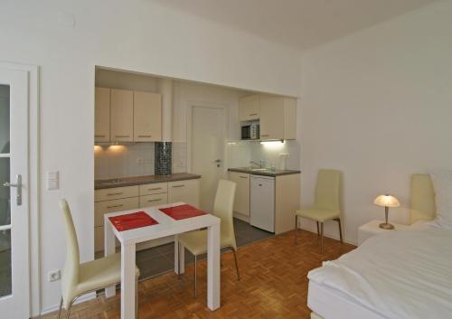 Vienna Apartment Center Studio Graben
