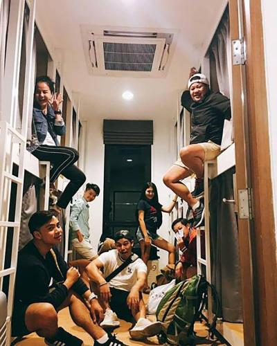 Wayha Hostel Don Mueang Airport photo 21
