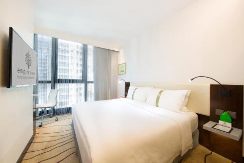 Empire Hotel Causeway Bay Двухместный номер с 1 кроватью или 2 отдельными кроватями, вид на город